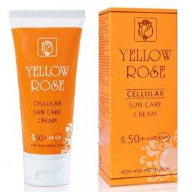 Yellow Rose Cellular intenzív napvédő krém növényi őssejtekkel SPF 50, 50 ml