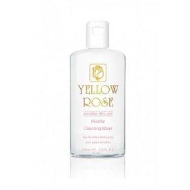 Yellow Rose micellás arc és szemfestéklemosó folyadék, 200 ml