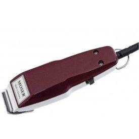 Moser 1400 Mini vezetékes kontúrvágógép, burgundi 1411-0050