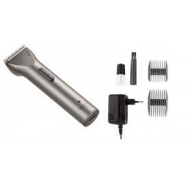 Moser Genio vezetékes/vezeték nélküli hajvágógép, titán 1565-0077