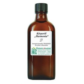 Stadelmann Harmónia testápoló olaj, 10 ml