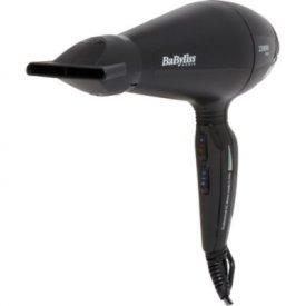 Babyliss 6611E Pro silence hajszárító, fekete (2200Wm AC motor)