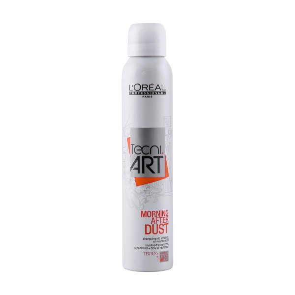 Loreal Professionel Tecni.Art Morning After Dust száraz sampon spray, 200 ml