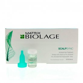 Matrix Biolage ScalpSync Aminexil hajhullás elleni ampulla, 10x6 ml