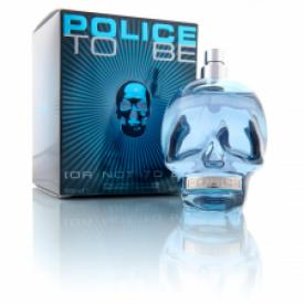 Police To Be EDT férfi parfüm, 125 ml