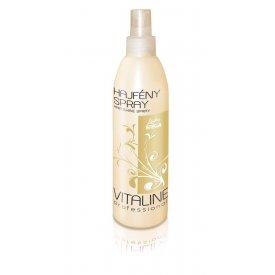 Lady Stella VitaLine Professional hajfényspray argán olajjal, 250 ml