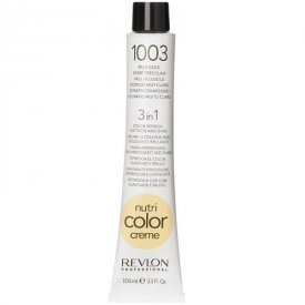 Revlon Nutri Color Creme színező hajpakolás 1003 Pale Gold, 100 ml