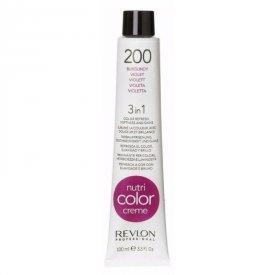 Revlon Nutri Color Creme színező hajpakolás 200 Violett, 100 ml