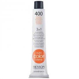 Revlon Nutri Color Creme színező hajpakolás 400 Pure Copper, 100 ml
