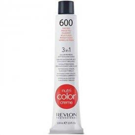 Revlon Nutri Color Creme színező hajpakolás 600 Fire Red, 100 ml