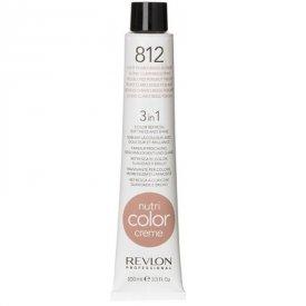 Revlon Nutri Color Creme színező hajpakolás 812 Light Pearly Beige, 100 ml