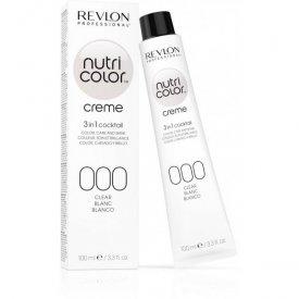 Revlon Nutri Color Creme színező hajpakolás 000 White Platinum, 100 ml