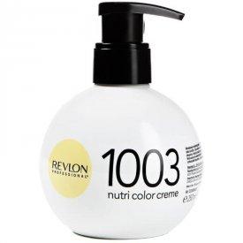 Revlon Nutri Color Creme színező hajpakolás 1003 Light Gold, 250 ml