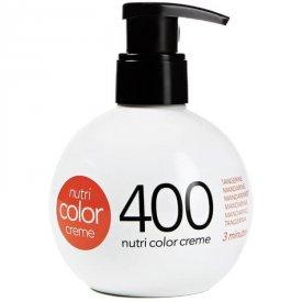 Revlon Nutri Color Creme színező hajpakolás 400 Pure Copper, 250 ml