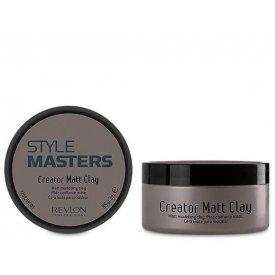 Revlon Professional Style Masters Creator Matt Clay matt formázó paszta, 85 ml