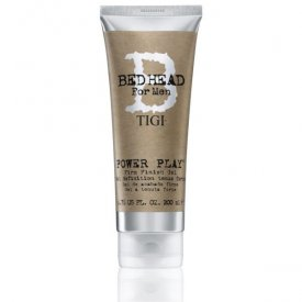 Tigi Bed Head For Men Power Play Firm Finish erős hajzselé, 200 ml