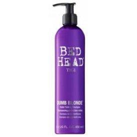 Tigi Bed Head Dumb Blonde Purple Sampon, 400 ml