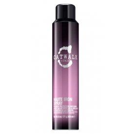 Tigi Catwalk Haute Iron hővédő spray hajvasaláshoz, 200 ml